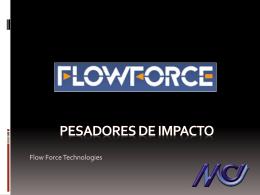 Presentación Flow Force