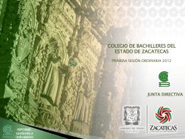 Junta Directiva - Zacatecas Transparencia