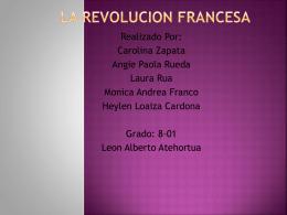 La Revolucion francesa (98310