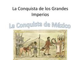 conquista de méxico (1758916)