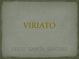 Viriato - CEIP Piedra de Arte