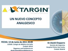 TARGIN AVILA - Ávila - Colegio Oficial de Médicos de Ávila