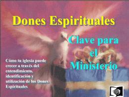 Dones Espirituales Sp Track 4