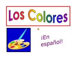 Los Colores - Central City Public Schools