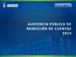 Ver Descargar - Hospital San Francisco de Quito
