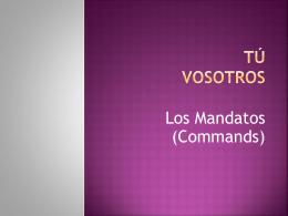 Villarreal_2011_Nov_Mandatos tu vosotros
