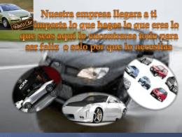 presentacion de empresas - Mercadeo-UNITEC