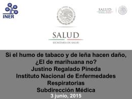 Dr. Justino Regalado Pineda - Academia Nacional de Medicina