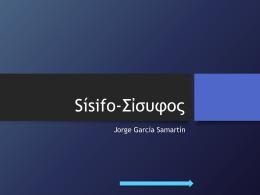 Sísifo-******* - Página web de Jorge García Samartín
