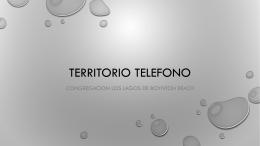 Territorio telefono
