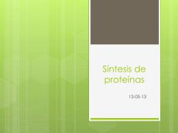 Mecanismo de traducción - Colegio Adventista La Serena
