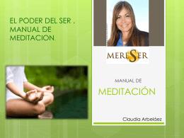 Manual de Meditación y Recalibración - Mere-ser