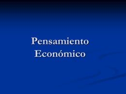 Pensamiento económico (173387)