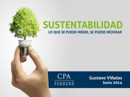 Presentación de Gustavo Viñales
