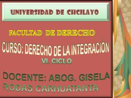DERECHO DE I° (485711) - Bienvenidos a Belle Chanson