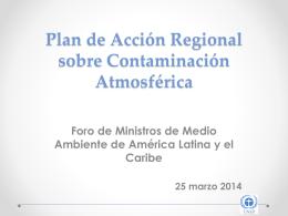 V Reunión Regional en CPS para América Latina y