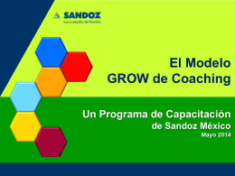 El Modelo GROW de Coaching