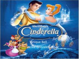 Cinderella - Sivendra-Bell