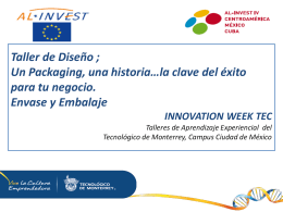 Slide 1 - Nodo México de Enterprise Europe Network