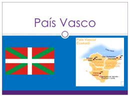 País Vasco PPT - Spanish3MadeiraClassWiki