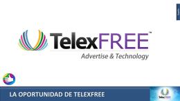 La Oportunidad de Telexfree