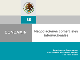 PPT CONCAMIN Negociaciones - Junio 14 2012 VF