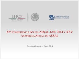 Cámara - ASSAL