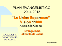 proyecto evang 2014-2015