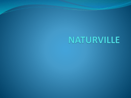 NATURVILLE - Google Sites