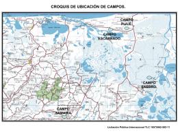 03.1 CROQUIS DE LOCALIZACION