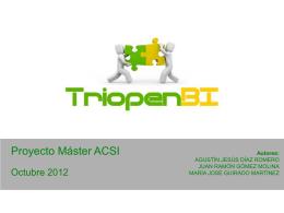 TriopenBI - adminso.es