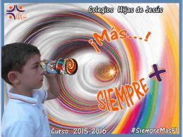 Folleto online - Colegio Sagrada Familia Hijas de Jesús