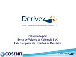 derivex - cosenit
