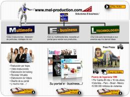 Su portal e - business…!