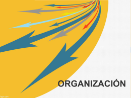 organización - johannabrenke