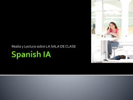 Spanish IA - FiestaWiki