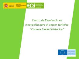 Ver Presentación - consorcio cáceres ciudad histórica