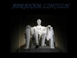 Lincoln - Historia en 1º Bachiller