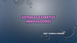 SISTEMAS EXPERTOS INNOVADORES - Over-blog