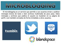 microblogging-Álvaro García y Fer Peñarrocha