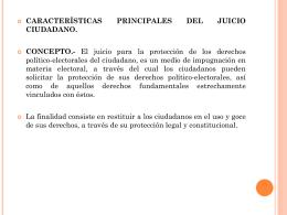 2. - Tribunal Estatal Electoral