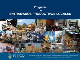 Entramados Productivos Locales