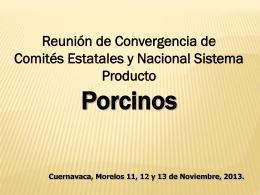 Sonora - Sistema Porcinos