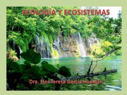 Ecología del ecosistema