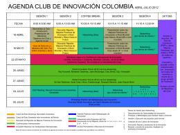 PowerPoint Presentation - Club de Innovación Colombia