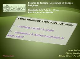 unidad 3. trabajo grupal - sociologia-religion-puj-2012