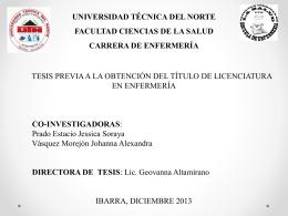 PRESENTACIÓN DE GUIA POSITIVA