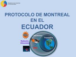 Sistema de Contabilidad Ambiental del Ecuador