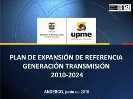 Plan de Expansión