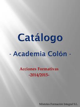 Formación Privada - Academia Colón Móstoles